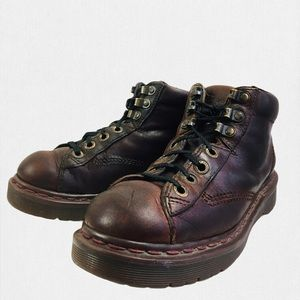 Dr. Martens Unisex Hiking ENGLAND Work Trail Boots